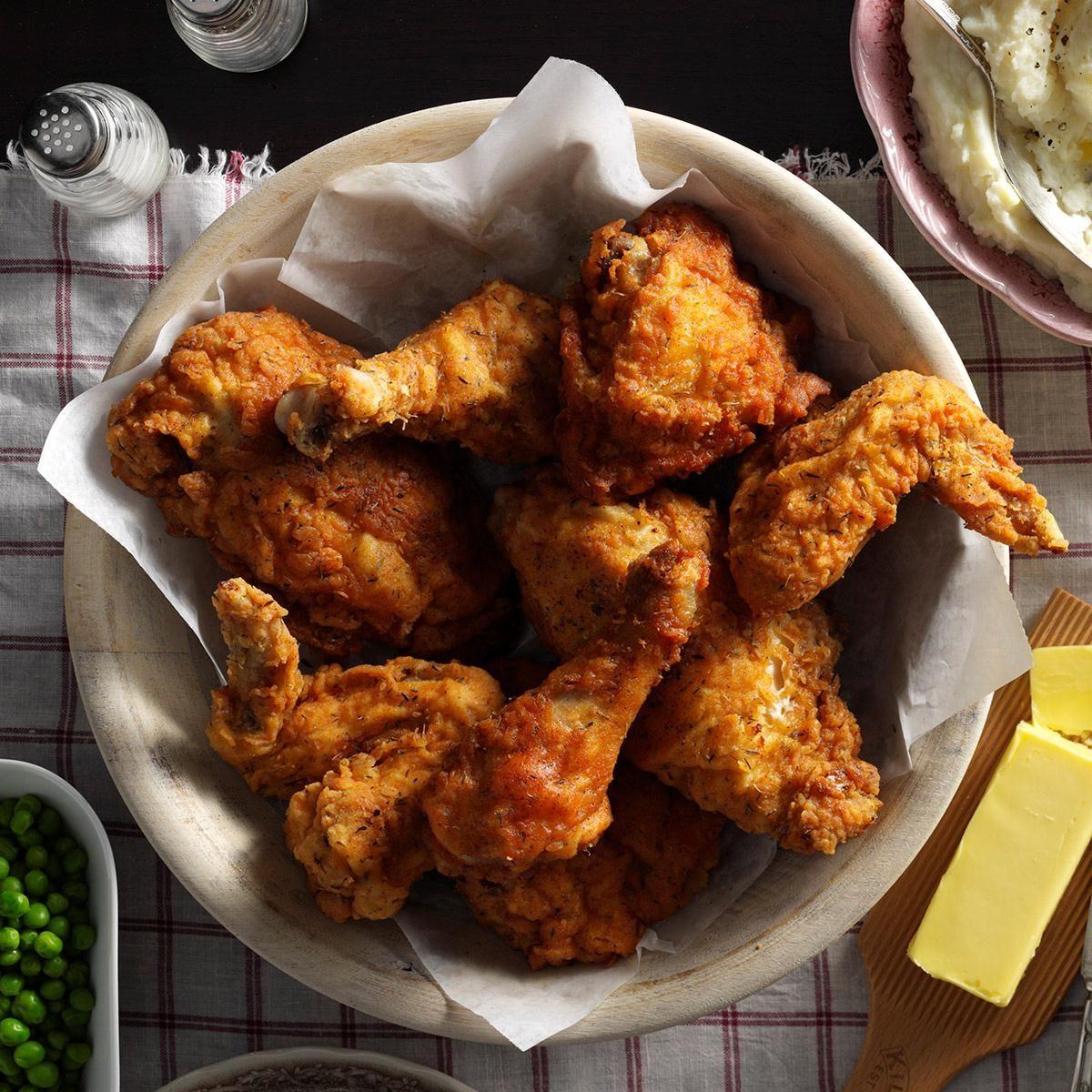 19+ Best Ever Fried Chicken Fotografie