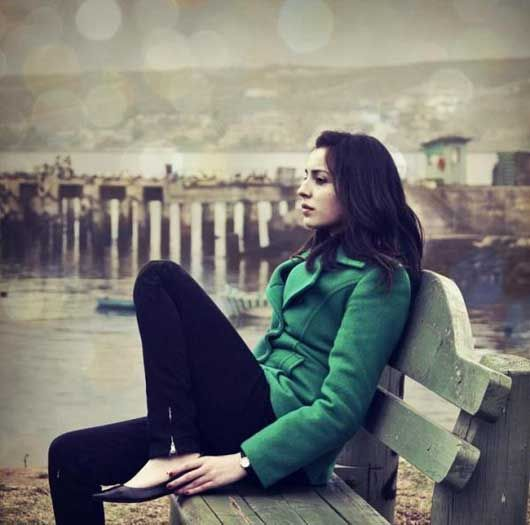 Alone Girl Fantastic And Stylish Fb Dp Pic Beauty Quizzes Love