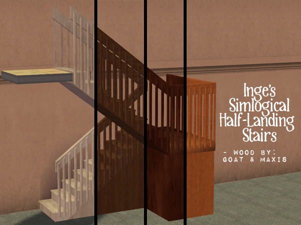 Simple Request Various Wood Tones Recolors For Simlogical Half