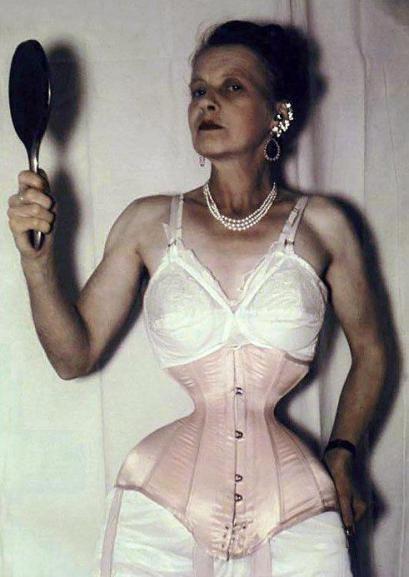 Ethel Granger Ethel Granger Small Waist Vogue Covers
