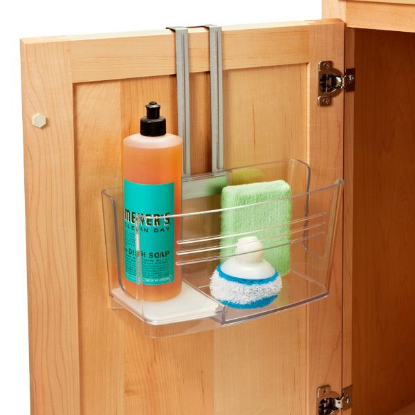 Umbra Hide \'n\' Sink Under Sink Caddy | Container store, Sinks and ...