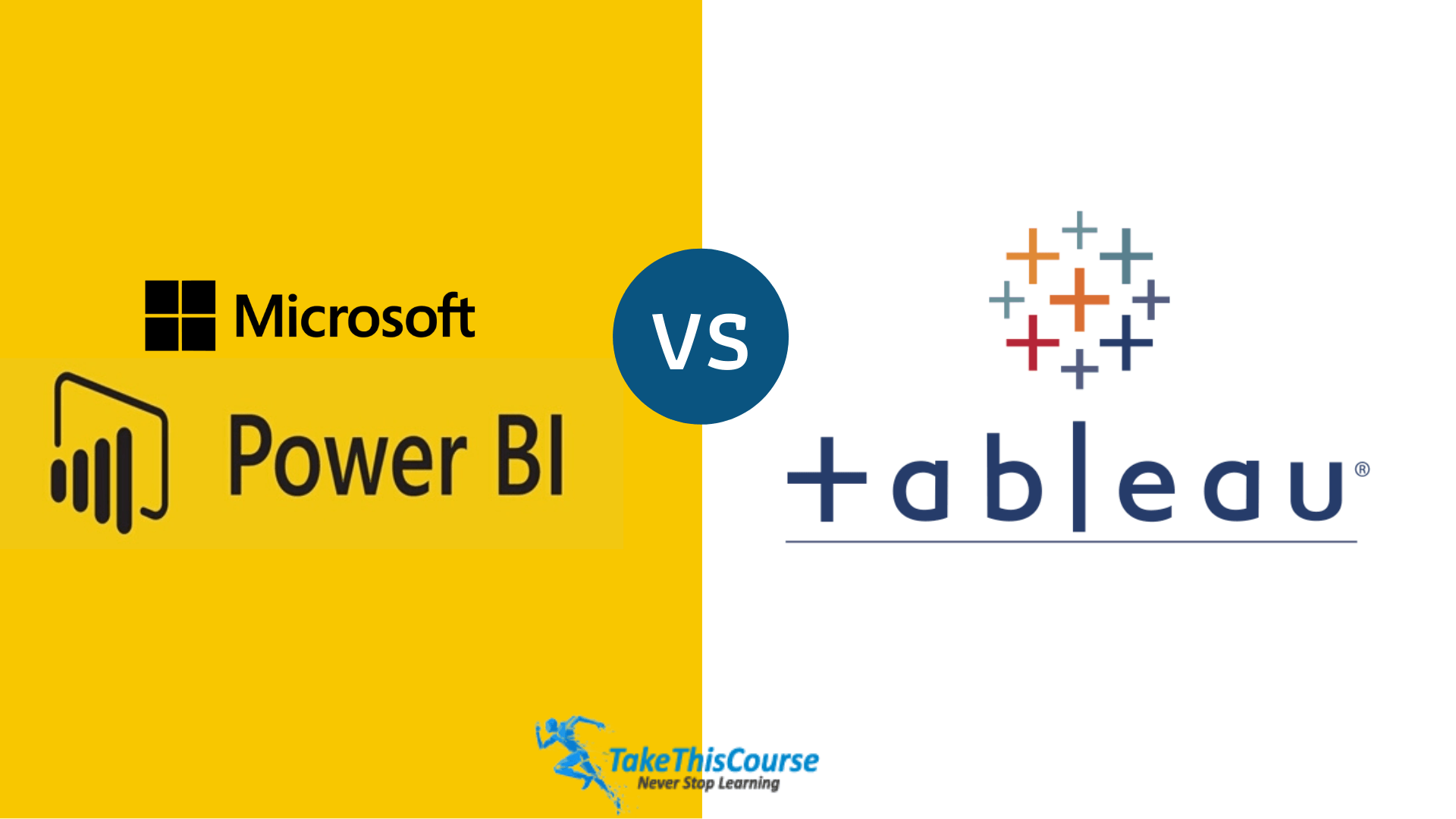 Tableau Vs Microsoft Power Bi In