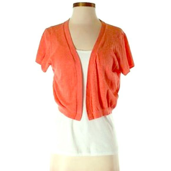 Coral Shrugs for Dresses