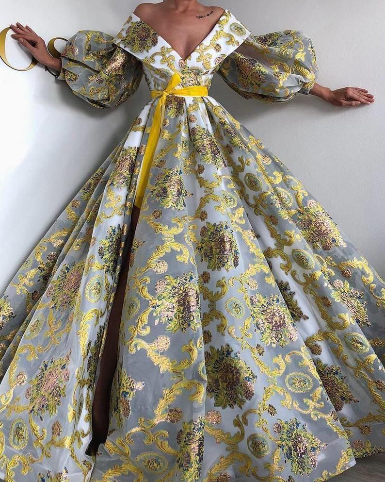 Nouveau Design tissu Jacquard brodé dentelle appliqué de dentelle pour robe de mariée 5 Yards