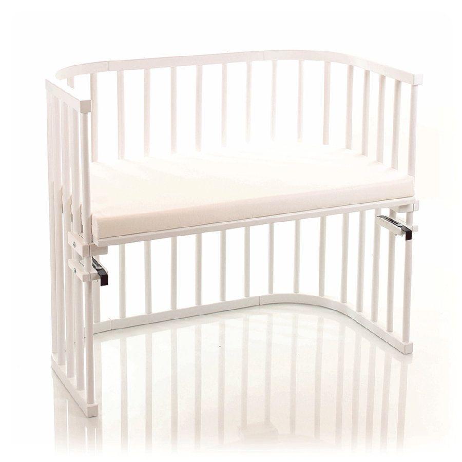 Babybay Pristavna Postylka Maxi Bila Pinkorblue Cz Bedside Crib Bedside Bassinet Co Sleeping Cot
