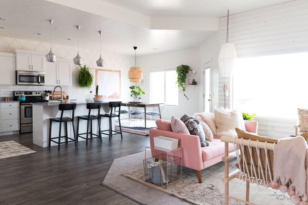Aspyn's Living Room Makeover Reveal  Aspyn Ovard Living Rooms Entrancing Living Room Make Over Decorating Inspiration