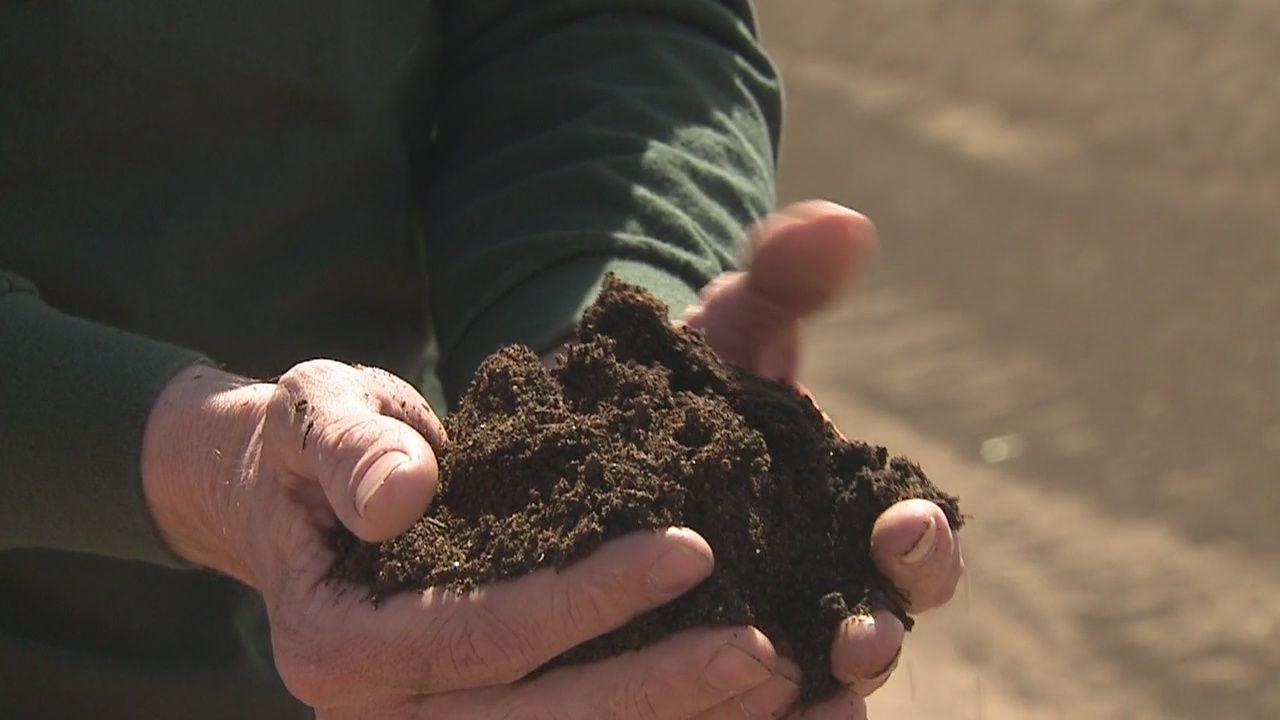 Carson company creates custom compost compost create soil
