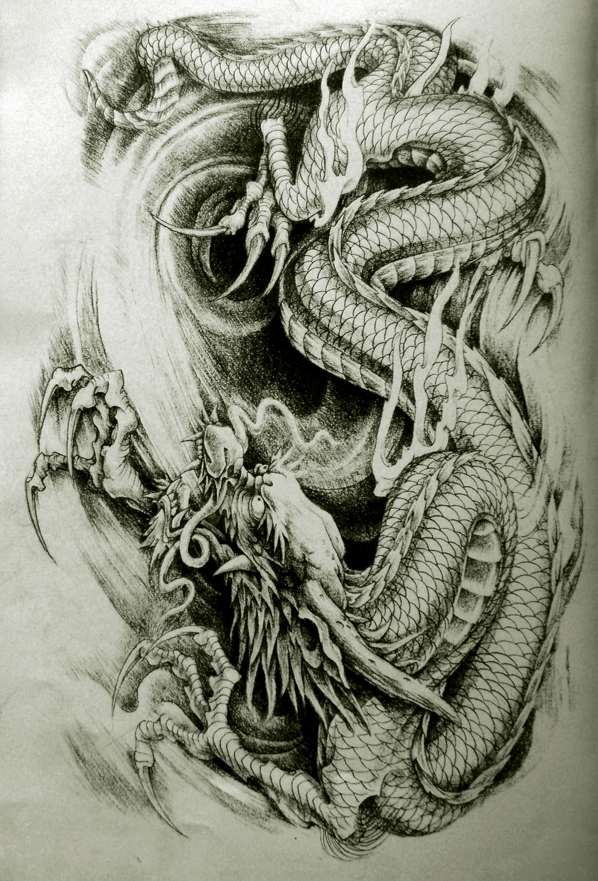 Drachen Koi
