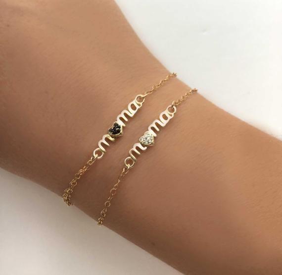 Daughter Bracelet Mother Daughter Bracelet Daughter bracelet from mom Mother Daughter Gift Personalized Mother Daughter Bangle