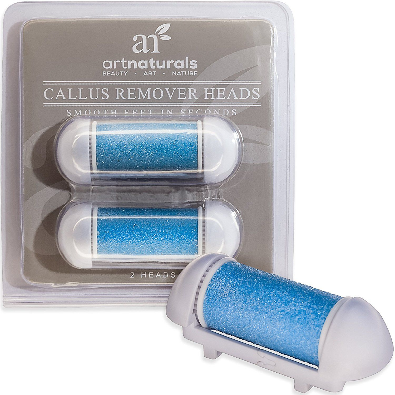 Art Naturals Callus Remover Replacement Heads - 2 Piece. *** This is ...