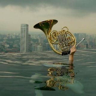 Who doesn't love a French horn? | French horn, Horns, Horn ...