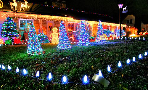 Cómo iluminar tu casa en Navidad - Buscar con Google