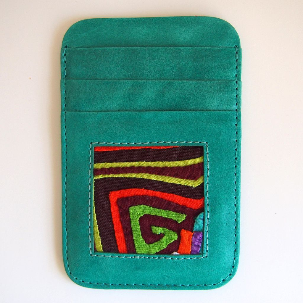 Mola Card Wallet - Teal