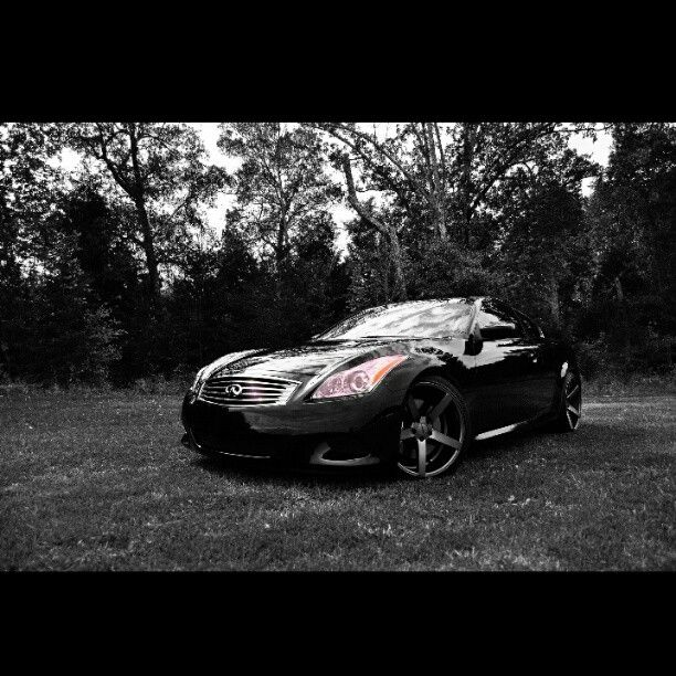 Those Evil Eyes Put Me In A Trance: Infiniti G37