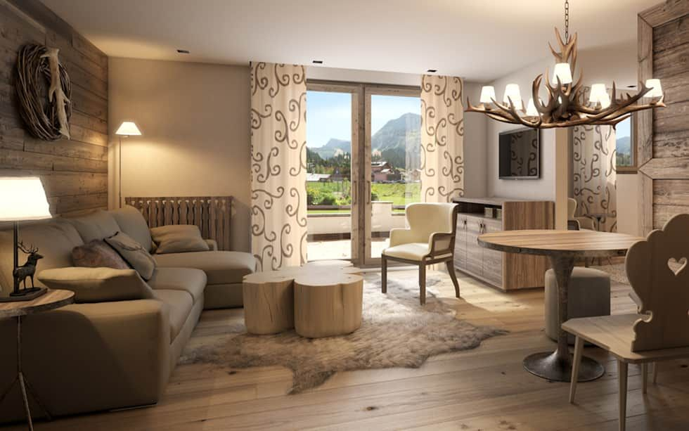 Wohnideen, Interior Design, Einrichtungsideen \ Bilder Interiors - einrichtungsideen wohnzimmer landhausstil