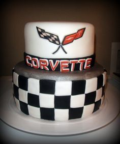 Pin by Stacey Huebner on Corvette Birthday Party Pinterest
