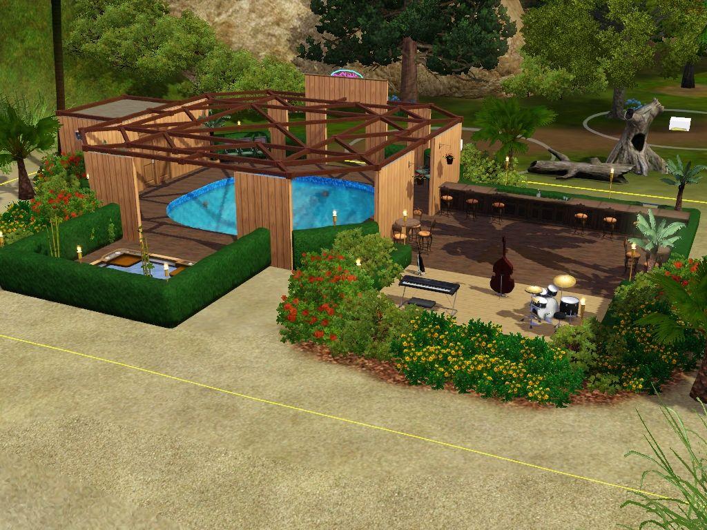 Beachside Lounge - mysimrealty.com
