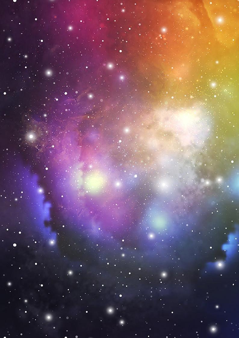 Nebula Background Cosmos Background Galaxy Background Etsy In 2021 Cosmos Galaxy Background Nebula
