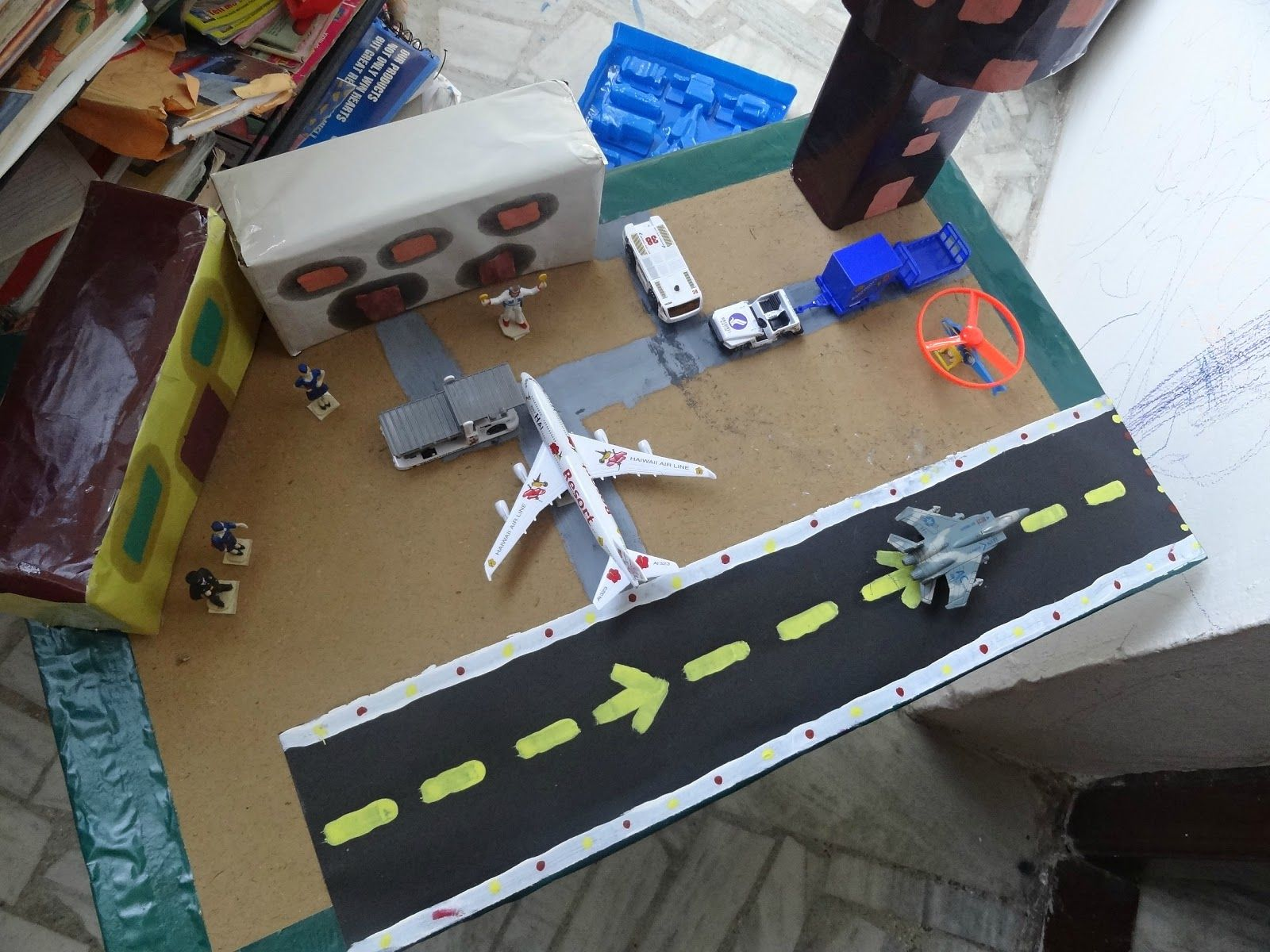 Image Result For Airport Cell Analogy 3d Project Transportation