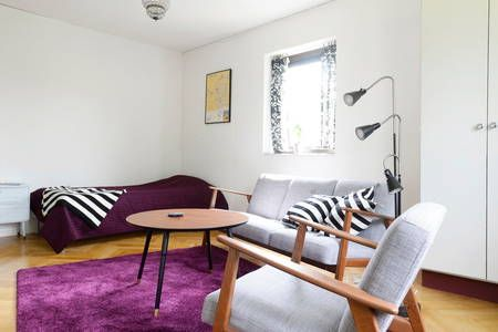 Check out this awesome listing on Airbnb: Near train and nice neighborhood - Apartments for Rent in Lund
