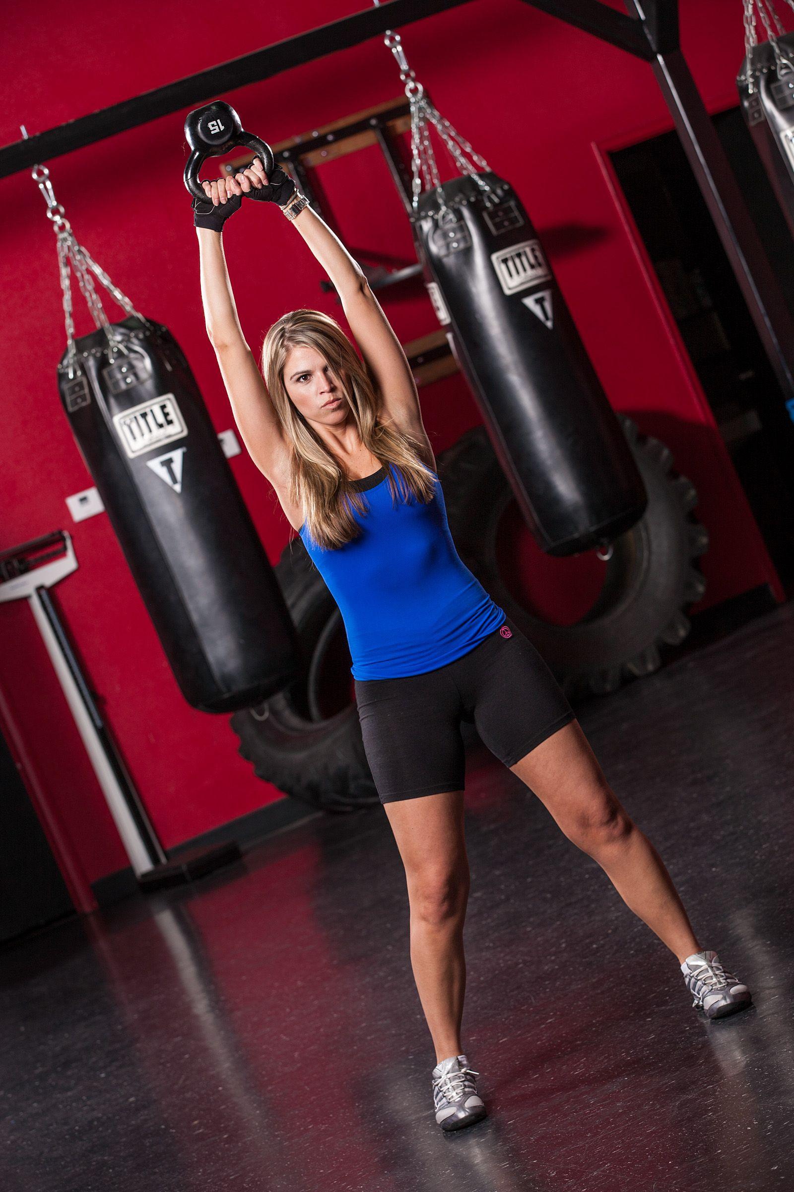 Boxing fitness StoneHard gym women personaltraining  Hit me