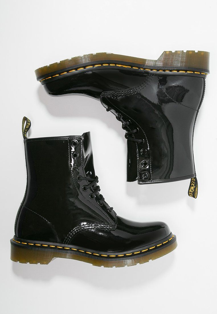 1460 8 Eye Boot Lamper Botki Sznurowane Black Zalando Pl Boots Kinds Of Shoes Dr Martens Boots