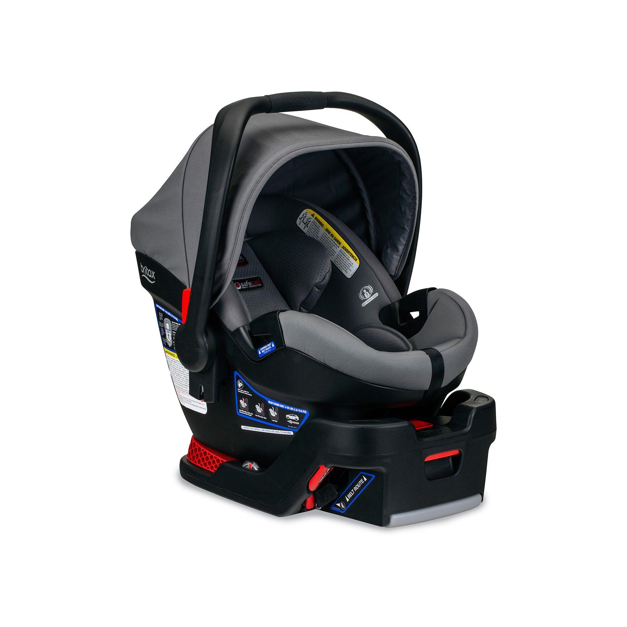 Britax B Safe Ultra Infant Car Seat Gris Baby Car Seats Car Seats Kids Seating