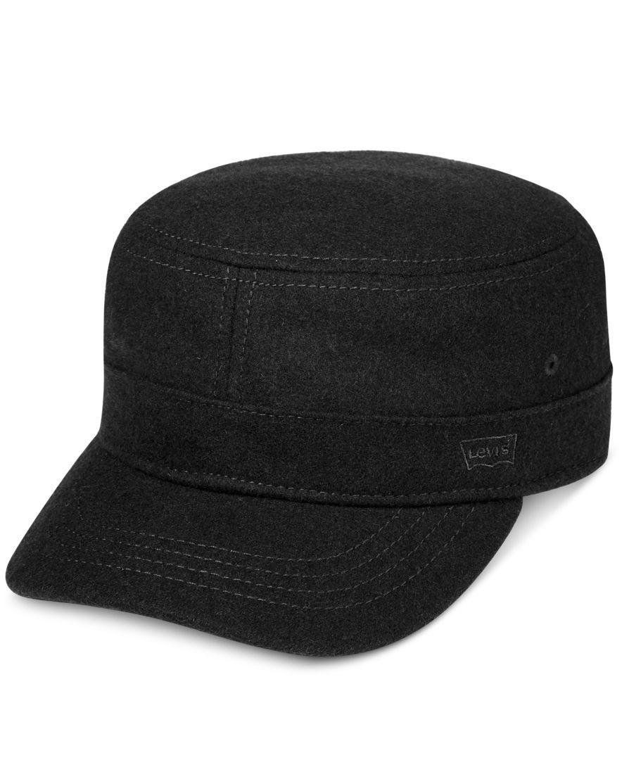 Mens gloves cadet - Levi S Men S Melton Cadet Hat
