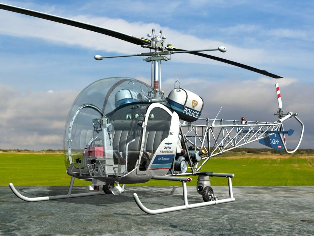 bell 47 police