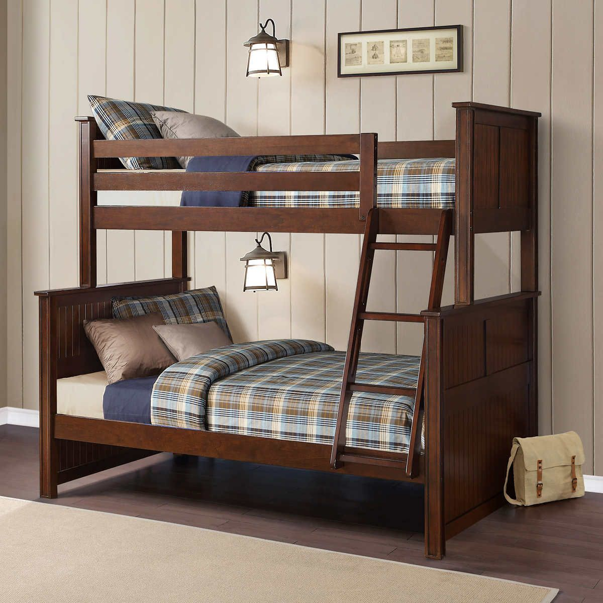 Best Pin By Plains Joy On Littles Bayside Furnishings Bunk Beds Full Bunk Beds 400 x 300