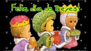 Ya llegan los reyes magos, ¿Te haz portado bien ? a ver si te traen regalos, incienso o mirra, te deseo felices Reyes.
