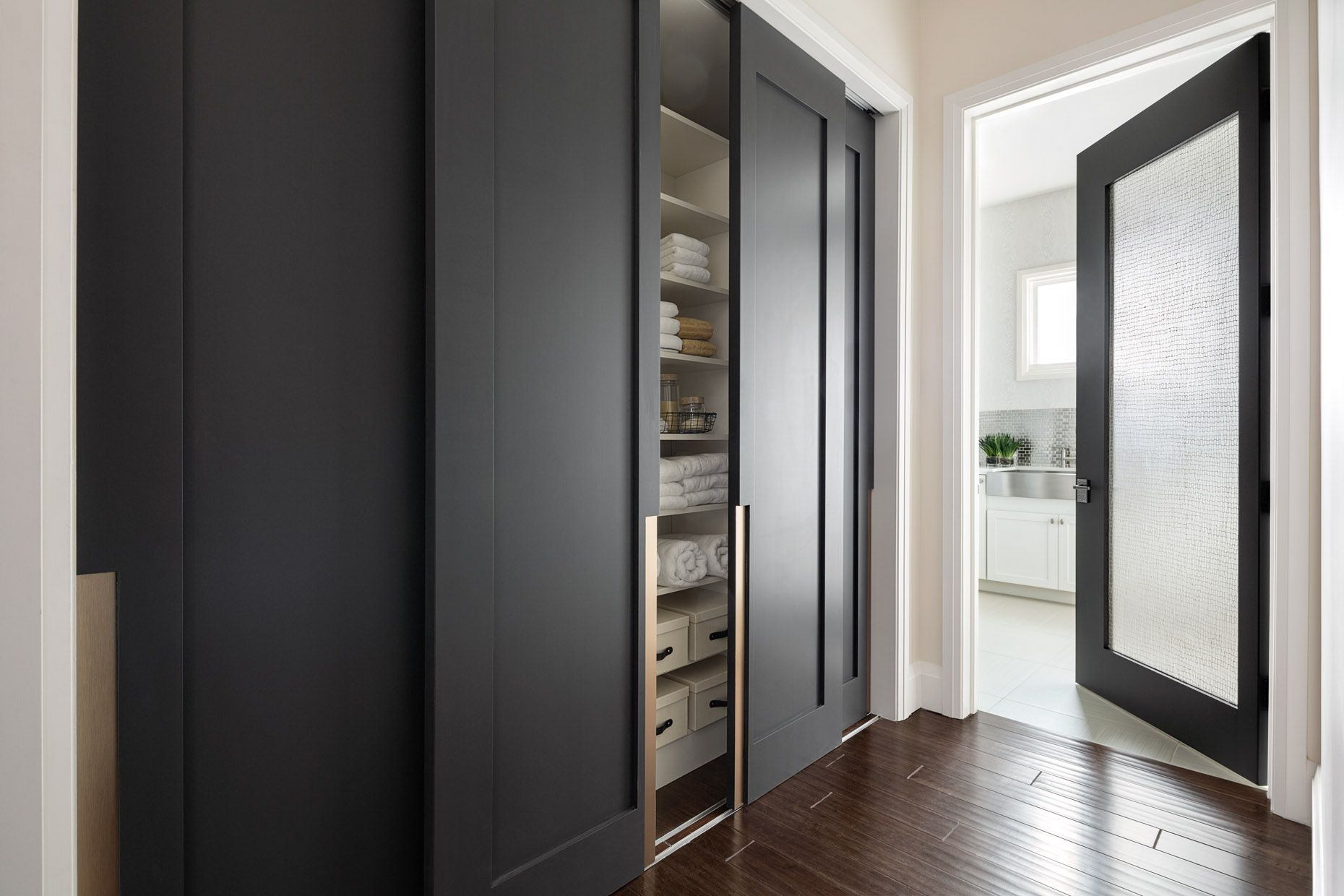 Trustile Modern Door Collection Tm1000 In Mdf With