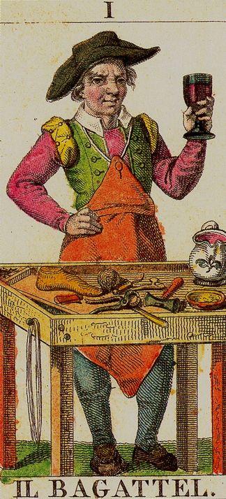 """I. The Magician: Classic Tarot [Vessel of the Sun, fixer of """"soles""""]"""