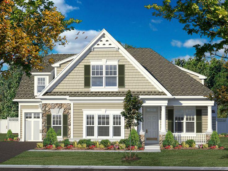Two-Story Home Design, 014H-0085 Cheryl\u0027s house Pinterest