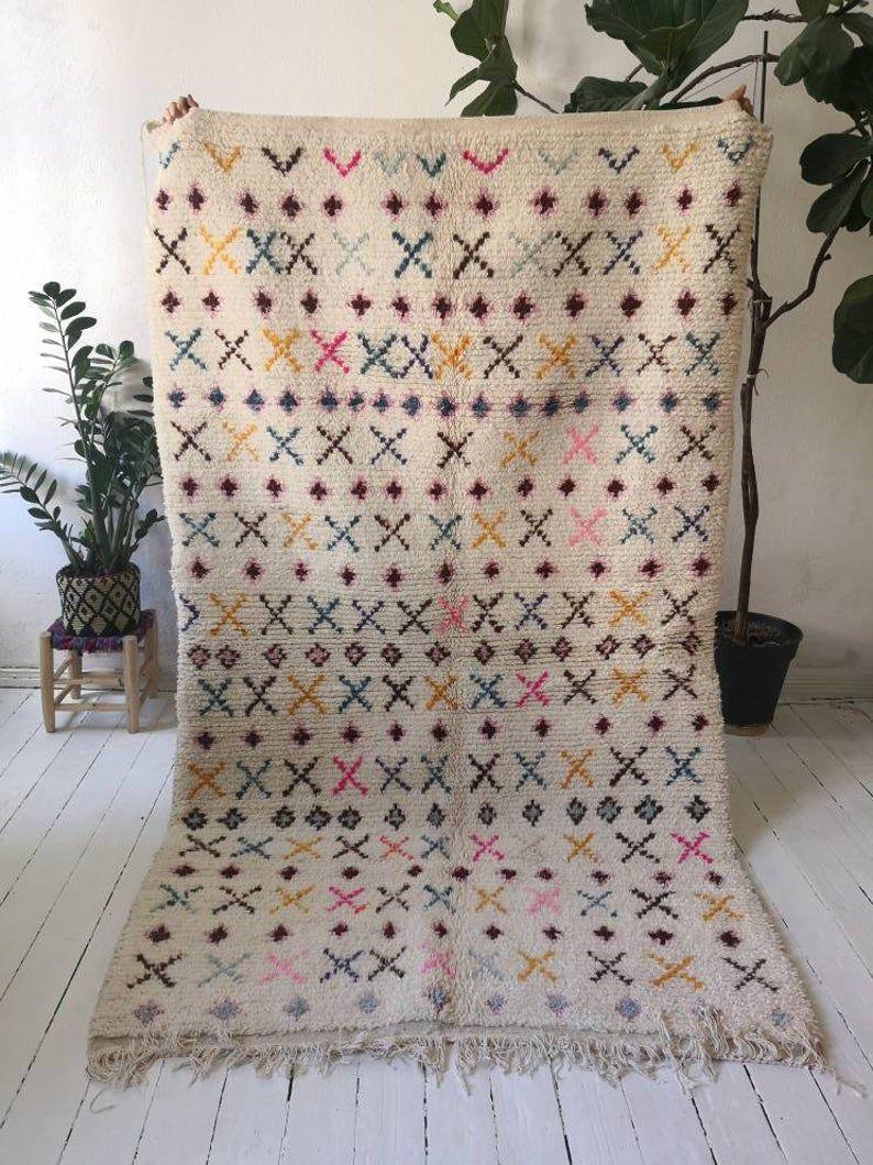 Pin Auf Marokkanische Teppiche