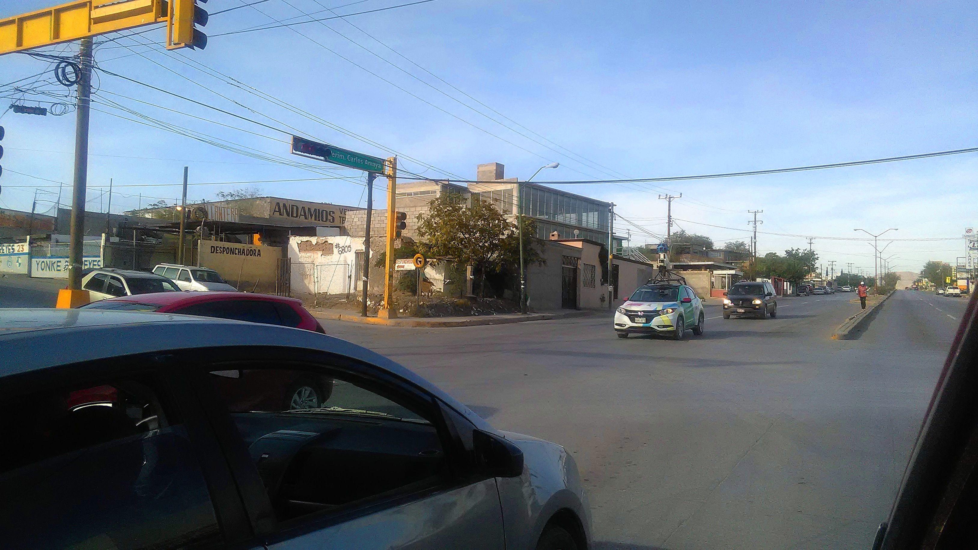 Carro De Google Maps En Ciudad Juarez Chihuahua Mexico 2018 Ciudad Juarez Chihuahua Chihuahua Mexico Chihuahua