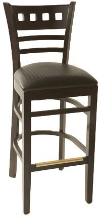 The Byzantine Barstool By Seatingexpert Is Constructed With Solid