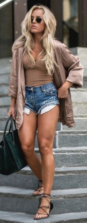 Photo of 60 Awesome Summer Outfits Ideas For Girls #CasualOutfit #GirlsSummerOutfits #Rea…