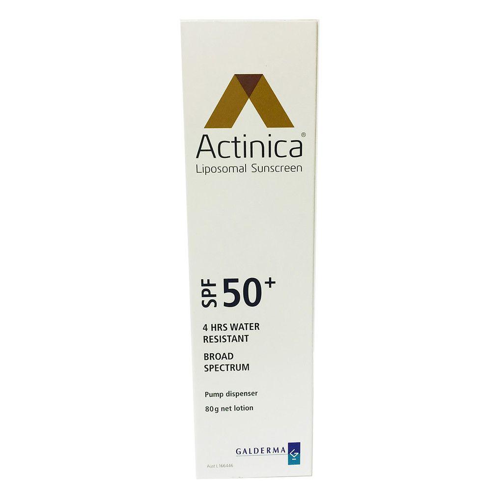 Actinica Sunscreen