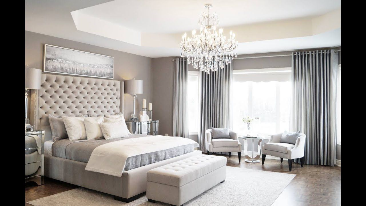 Master Bedroom Makeover Reveal Kimmberly Capone Interior Design Youtube Beautiful Bedrooms Master Luxurious Bedrooms Bedroom Interior Design Modern
