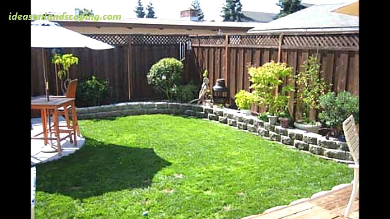 Small Garden Designs No Grass Interior Some Collections Of Outdoor ...
