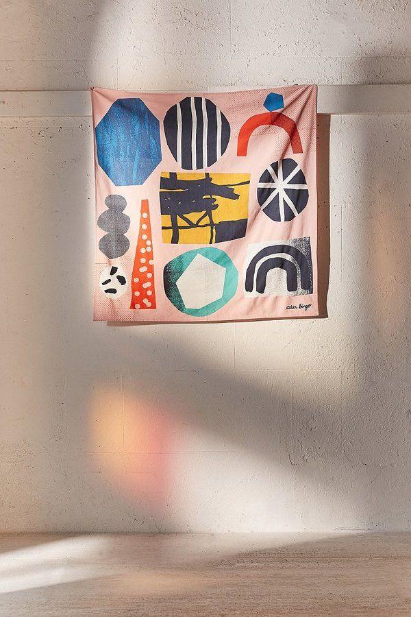 Atelier Bingo Tapestry