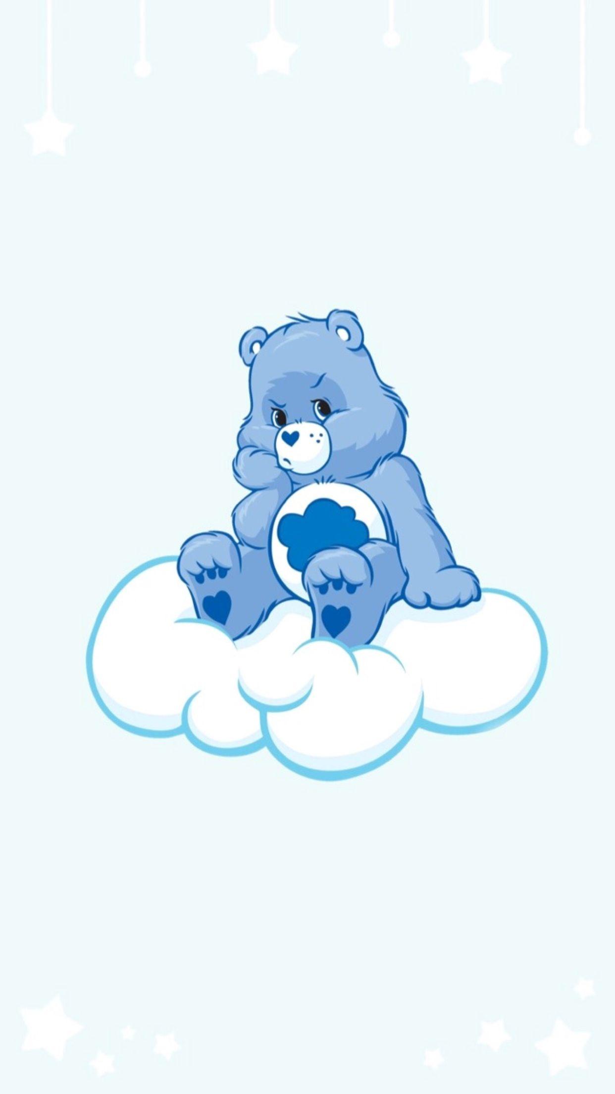 Care Bear Bear Wallpaper Care Bear Tattoos Cartoon Wallpaper Iphone
