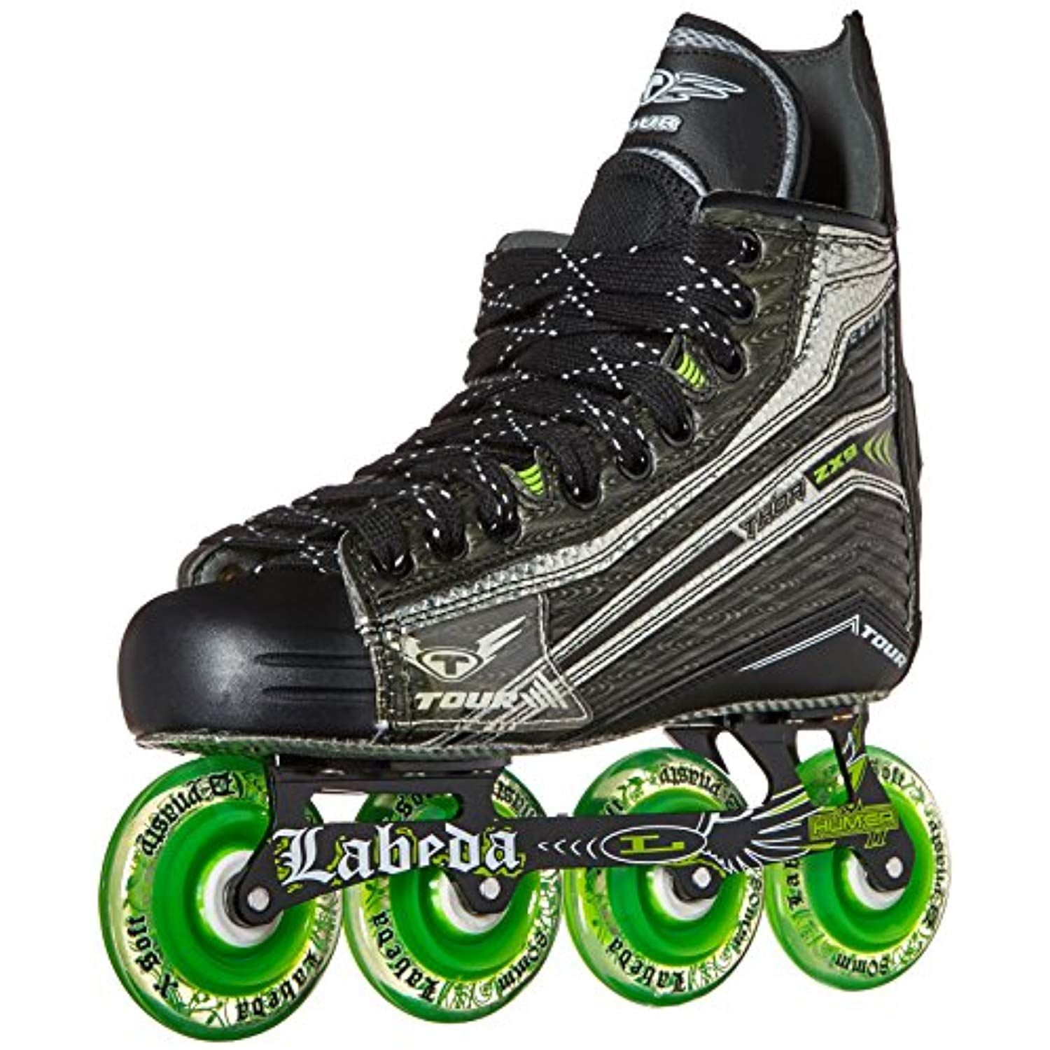 Tour Hockey Thor ZX9 Inline Hockey Skate Details can