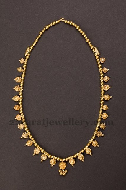 20 Gms of Simple Gold Set Gold set Gold and Indian jewelry
