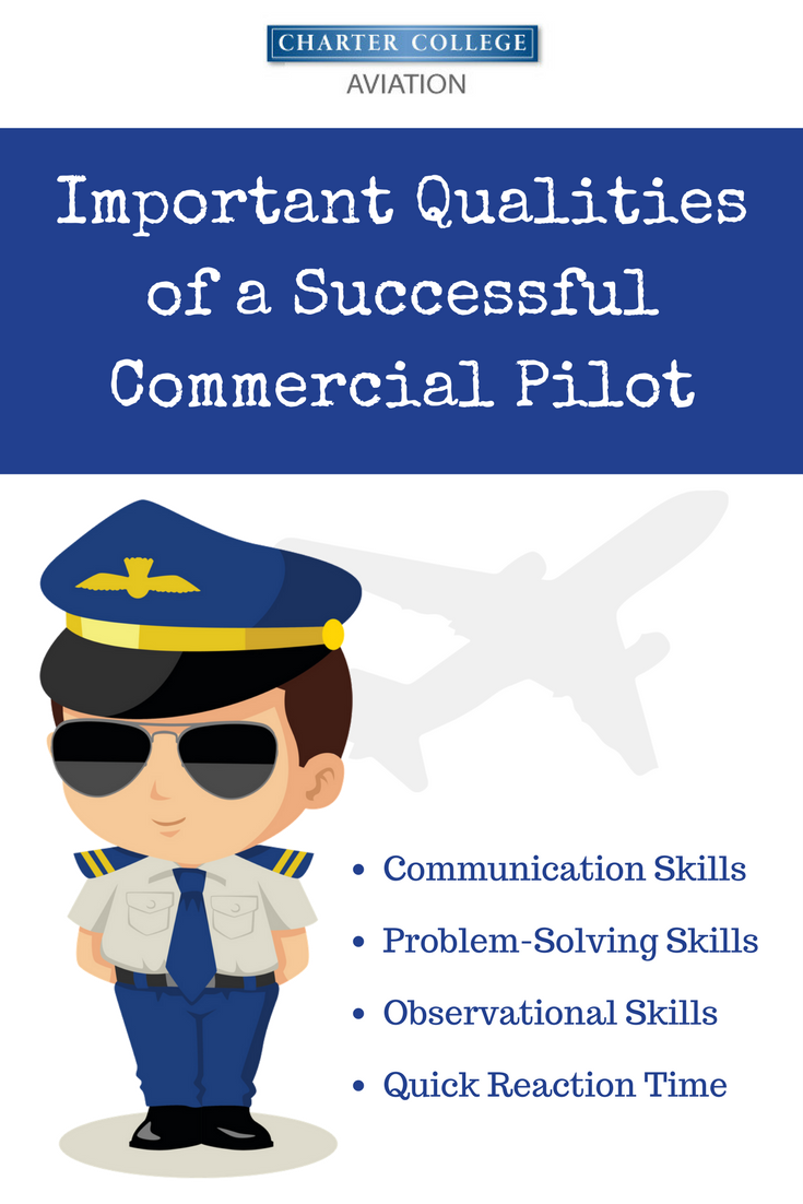 Do You Have What It Takes For A Career As A Commercial Pilot Learn