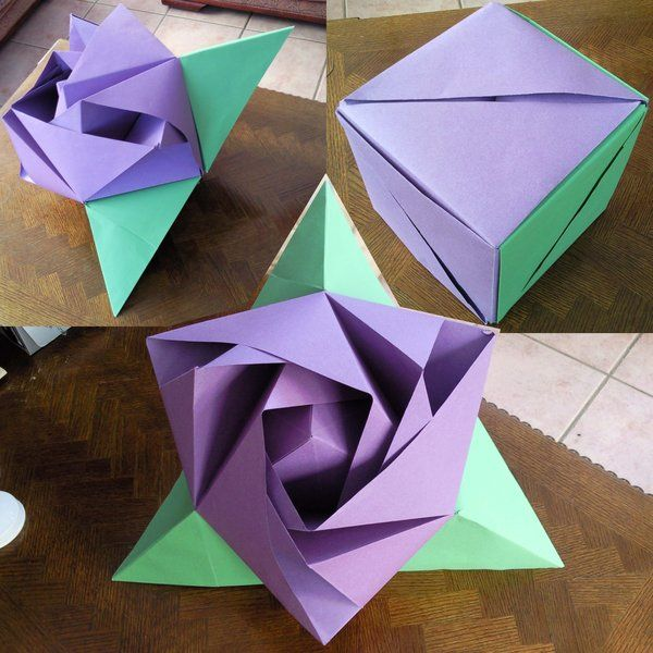 40 origami flowers you can do origami pinterest origami origami flower 40 origami flowers you can do mightylinksfo