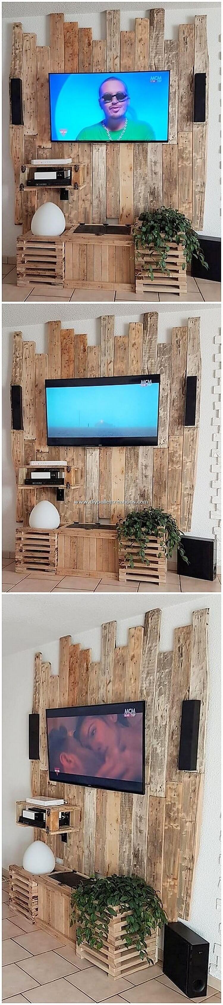 Impressive DIY Wood Pallet Creations for You!   DIY Pallet ...