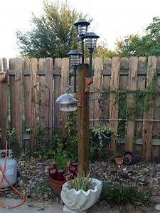 Diy Solar Lamp Post Bing Images Solar Lamps Diy Solar Lights Diy Solar Lamp Post