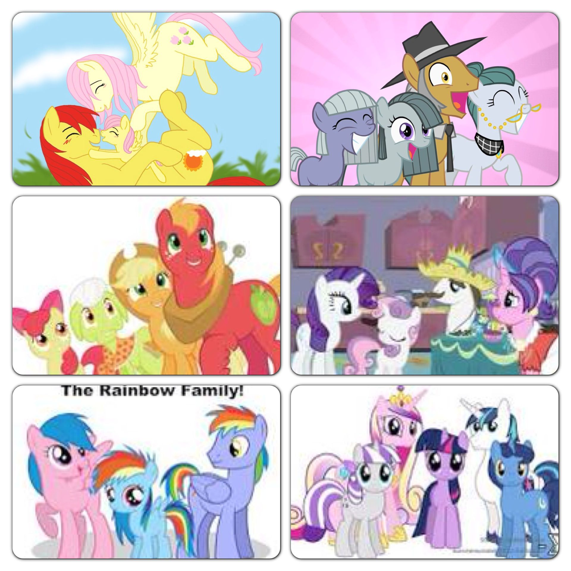 That Is Not Rainbows Parents And That Is Not Fluttershy Parents